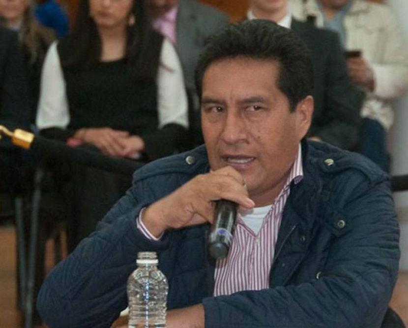 PIDE CARLOS SÁNCHEZ REESTRUCTURACIÓN DEL PT EN EDOMEX