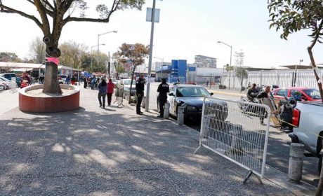 OPERATIVOS PERMANENTES EN EL MERCADO JUÁREZ, EN TOLUCA