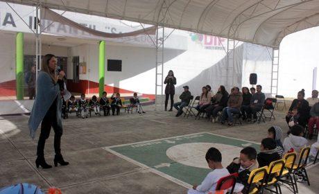 EQUIPAN ESTANCIA INFANTIL DE SAN LUCAS TUNCO EN METEPEC