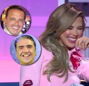 EX DE LUIS MIGUEL DEJA VER QUE DURMIÓ CON ALEJANDRO FERNÁNDEZ (VIDEO)