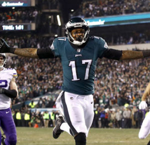 PHILADELPHIA VUELA AL SUPER BOWL