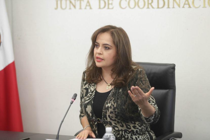 LA LEY GENERAL DE ARCHIVOS GARANTIZA EL DERECHO AL ACCESO A LA INFORMACIÓN: ANA LILIA HERRERA