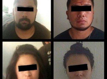 CAPTURA SSEM A CINCO PROBALES IMPLICADOS EN EL DELITO DE ROBO DE VEHÍCULO CON VIOLENCIA