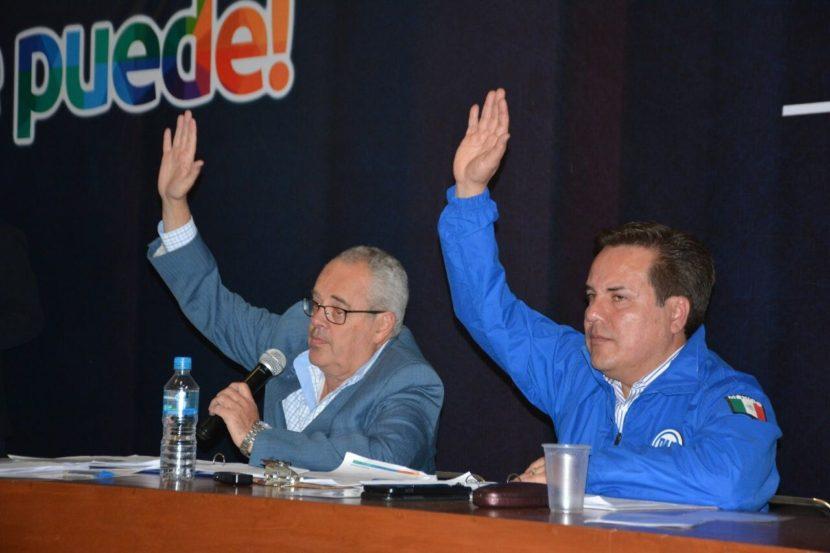 APRUEBAN COALICIÓN PARCIAL PAN-PRD Y MC EN EDOMEX