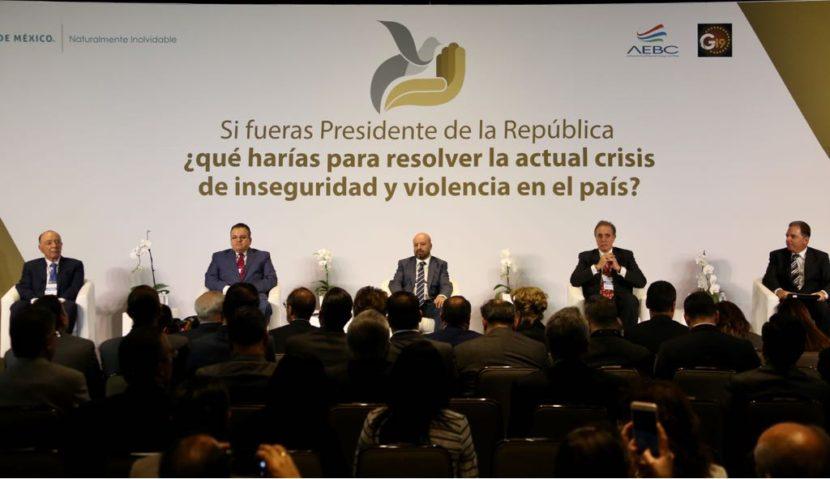 MÁS ALLÁ DE LOS INTERESES POLÍTICOS DEBIERA ESTAR EL TEMA DE SEGURIDAD: RENATO SALES