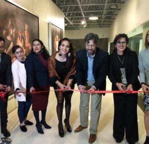 """INAUGURAN EXPOSICIÓN PICTÓRICA """"CEGUERA Y CLARIDAD"""", DE ANTONIO MAÑÓN"""