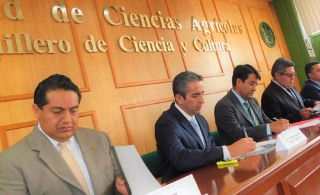 OFRECE SEDAGRO-ICAMEX APOYO A ESTUDIANTES DE AGRONOMÍA