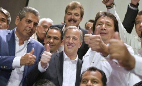 EN EL DÍA DEL AGRÓNOMO, MEADE RATIFICÓ SU COMPROMISO CON EL CAMPO MEXICANO