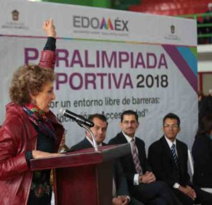 CULMINA SEGUNDA EDICIÓN DE PARALIMPIADA DEPORTIVA