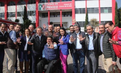 VAMOS A GANAR LAS CINCO ELECCIONES DE ESTE 2018: ERNESTO NEMER