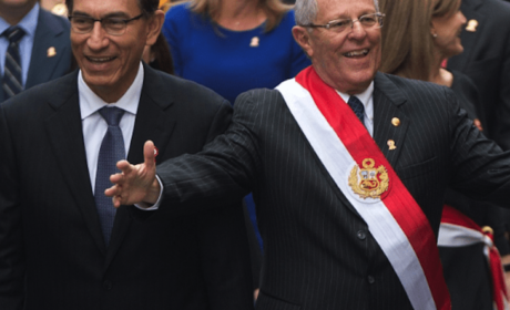 MARTÍN VIZCARRA, PRIMER VICEPRESIDENTE DE PERÚ, ASUMIRÁ PRESIDENCIA TRAS RENUNCIA DE KUCZYNSKI