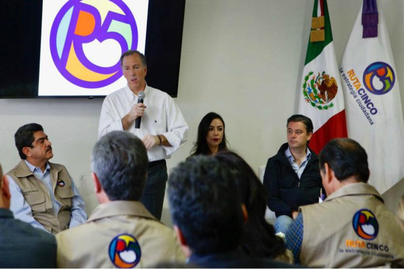 LA JUSTICIA EN MÉXICO SERÁ IMPARCIAL, ASERTIVA Y PUNTUAL: MEADE