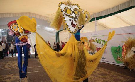 INAUGURAN FESTÍNARTE 2018 EN CENTRO CULTURAL MEXIQUENSE DE TOLUCA