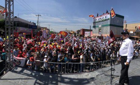 CONVOCA AMLO HACER CONTRACAMPAÑA DE LA GUERRA SUCIA DEL PRIAN