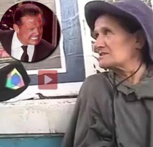 INDIGENTE ARGENTINA NO ES LA MAMÁ DE LUIS MIGUEL
