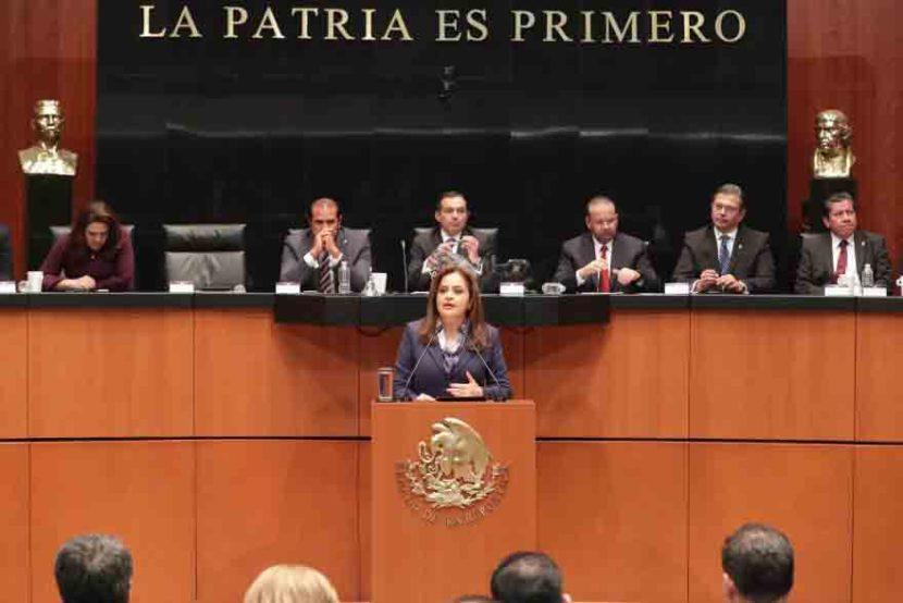 MÉXICO YA NO ES TERRENO FÉRTIL PARA EL MESIANISMO O EL PATERNALISMO: ANA LILIA HERRERA ANZALDO