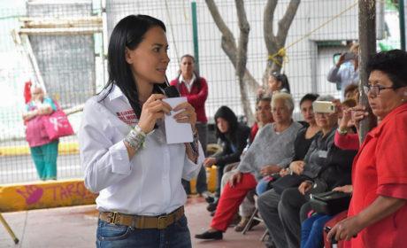 COMBATIREMOS LA INSEGURIDAD DE FORMA INTEGRAL: ALEJANDRA DEL MORAL