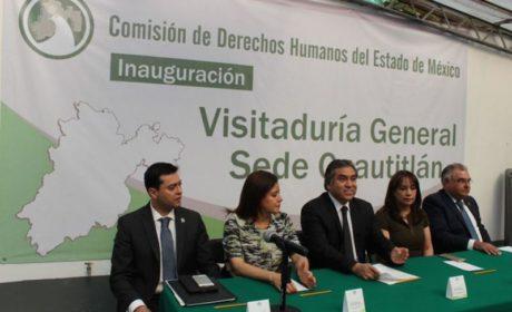 FORTALECE CODHEM SUS SERVICIOS CON DOS VISITADURÍAS MAS