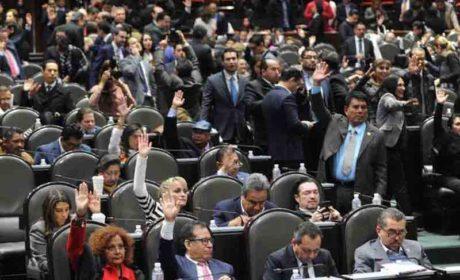 DIPUTADOS ELIMINAN EL FUERO CONSTITUCIONAL