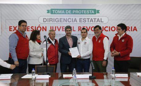 LOS JÓVENES ESCRIBIRÁN LA HISTORIA DEL TRIUNFO DE MEADE: ERNESTO NEMER