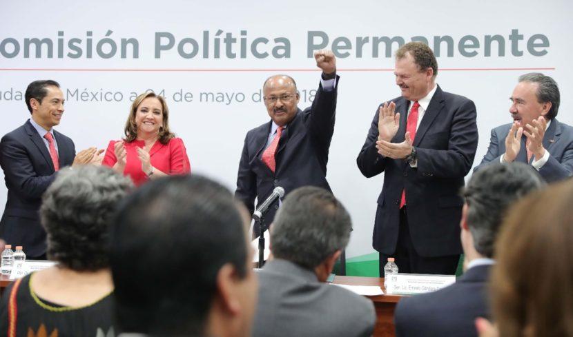 """NO QUEREMOS DESPUÉS DEL 1 DE JULIO UN MÉXICO HECHO PEDAZOS, CONFRONTADO Y DIVIDIDO"""": RENÉ JUÁREZ CISNEROS"""