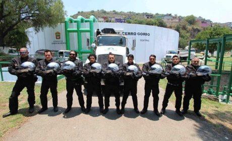 INSTALA EDOMÉX 26 CAMPAMENTOS DEL GRUPO TLÁLOC PARA ATENDER CONTINGENCIAS EN ESTA TEMPORADA DE LLUVIA