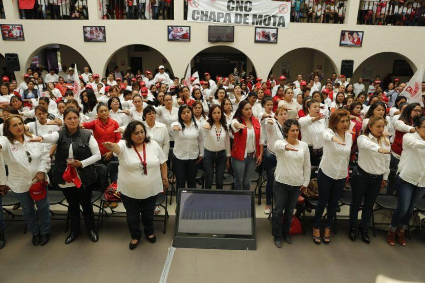 CON PEPE MEADE LA MUJER MEXICANA SERÁ EL CENTRO DE LA POLÍTICA SOCIAL: ERNESTO NEMER