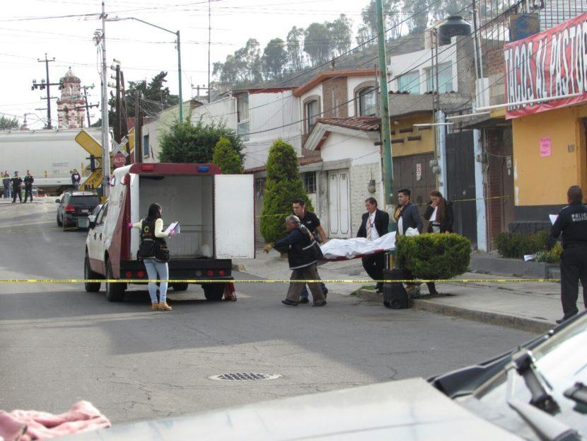 INMIGRANTE FUE ASESINADO A GOLPES EN TOLUCA