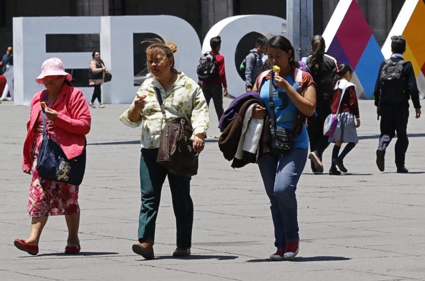 PROTECCIÓN CIVIL EMITE RECOMENDACIONES ANTE OLA DE CALOR EN TOLUCA