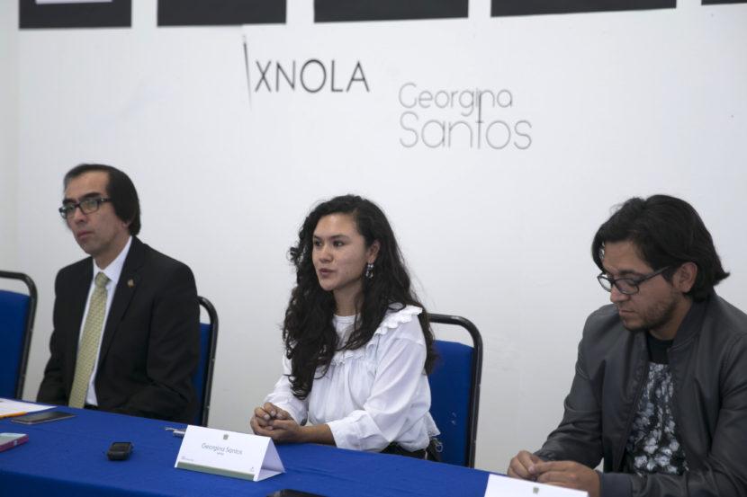 EXHIBIRÁ OBRA GEORGINA SANTOS EN EL MUSEO LEOPOLDO FLORES