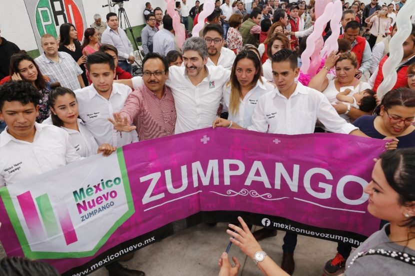 CON MEADE MÉXICO CONSOLIDARÁ SUS INSTITUCIONES: ERNESTO NEMER