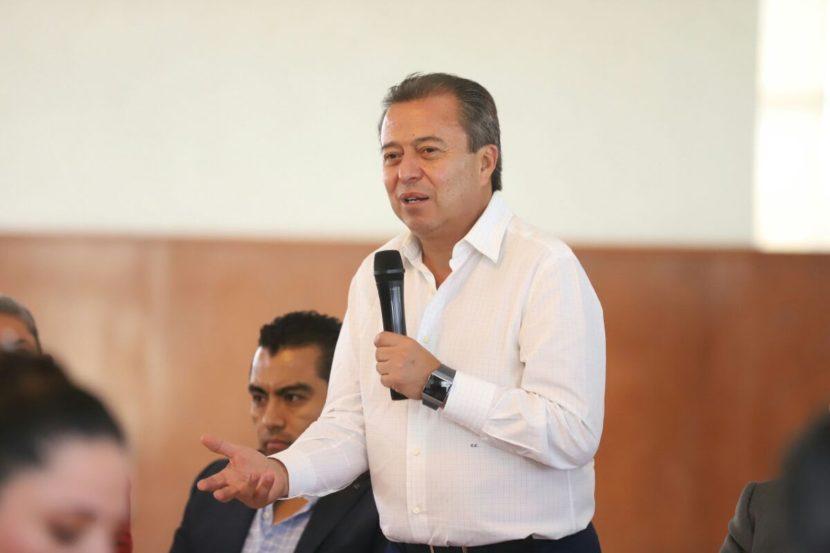 OFRECE CAMACHO TRABAJO LEGISLATIVO PARA GARANTIZAR LIBERTAD