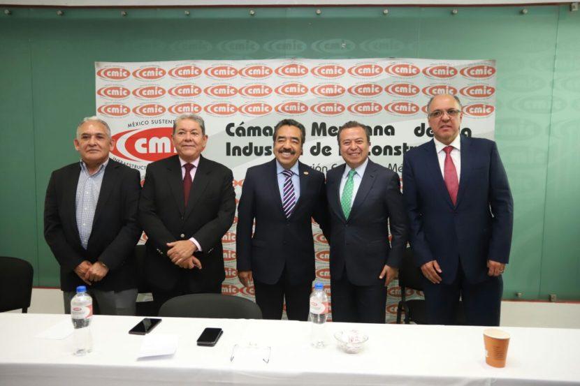 ME SUMO POR UN MÉXICO EDIFICANTE Y PROGRESISTA: CÉSAR CAMACHO