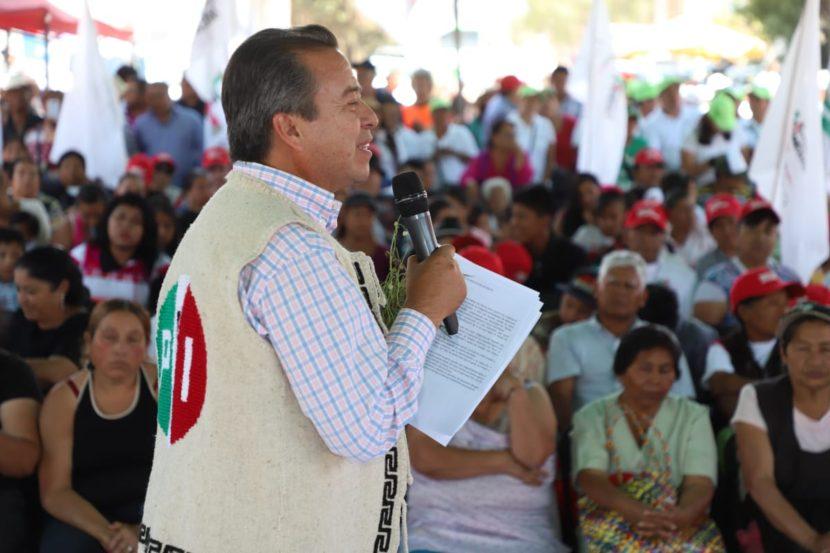 OFRECE CÉSAR CAMACHO MODELO DE INCLUSIÓN PARA COMUNIDADES INDÍGENAS