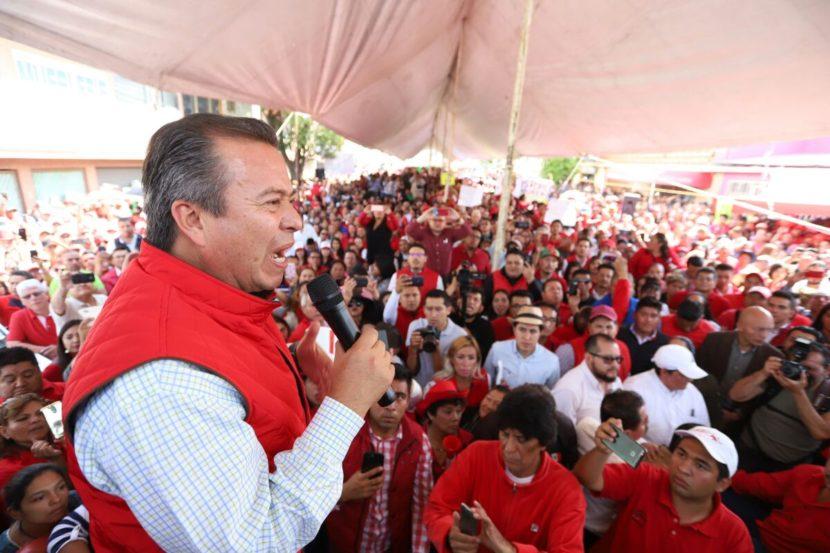 LA VICTORIA EL 1 DE JULIO, EL ÚNICO DESTINO PARA EL PRI: CAMACHO