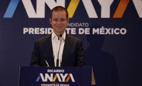 EXIGE RICARDO ANAYA JUSTICIA PARA MADRES DE HIJOS DESAPARECIDOS