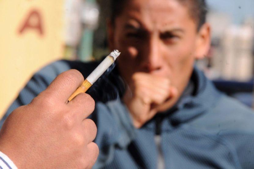 INFORMA SECRETARÍA DE SALUD ESTATAL EFECTOS NOCIVOS DE FUMAR