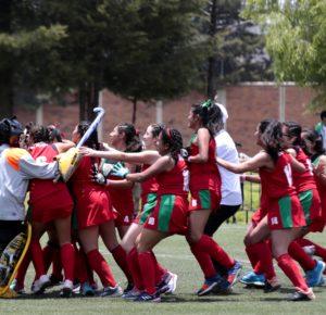 GANAN MEXIQUENSES BRONCE EN HOCKEY SOBRE PASTO EN OLIMPIADA NACIONAL 2018