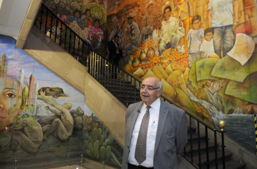 GUARDA PALACIO DE GOBIERNO HISTORIAS PLASMADAS EN MURALES