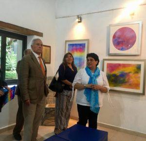 """EXHIBIRÁN EXPOSICIÓN """"ECOS MARINOS"""" EN EL MUSEO DE LA ACUARELA"""