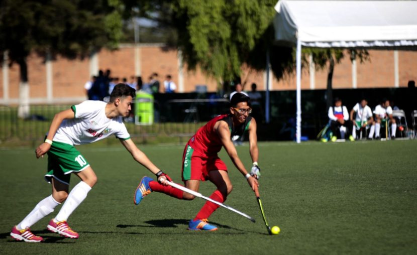 LLEGAN JUGADORAS MEXIQUENSES A FINAL DE HOCKEY SOBRE PASTO