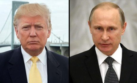 TRUMP PROPONE QUE RUSIA VUELVA A REUNIONES DEL G-7