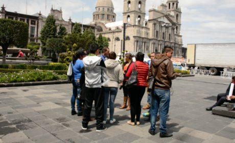 ALUMNOS DENUNCIAN AL CANDIDATO DE MORENA A PRESIDENTE MUNICIPAL DE SAN FELIPE DEL PROGRESO