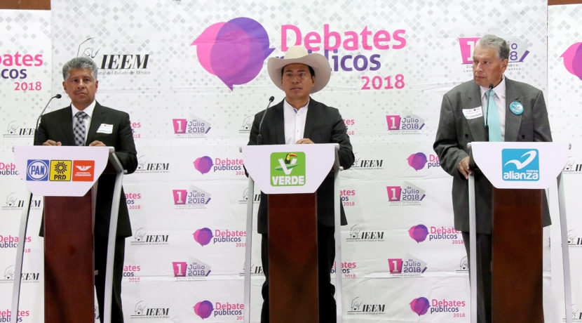PRESENTAN CANDIDATOS DE IXTLAHUACA PROPUESTAS PARA IMPULSAR DESARROLLO DEL CAMPO