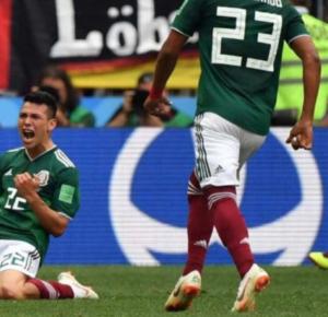 VICTORIA HISTÓRICA DE MÉXICO 1 - 0 ANTE ALEMANIA