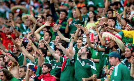 LA FIFA SANCIONARÁ AL TRI POR CULPA DE AFICIONADOS