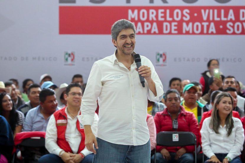 CON EL TRIUNFO DE PEPE MEADE SE EMPODERARÁ  A LA MUJER MEXIQUENSE: ERNESTO NEMER