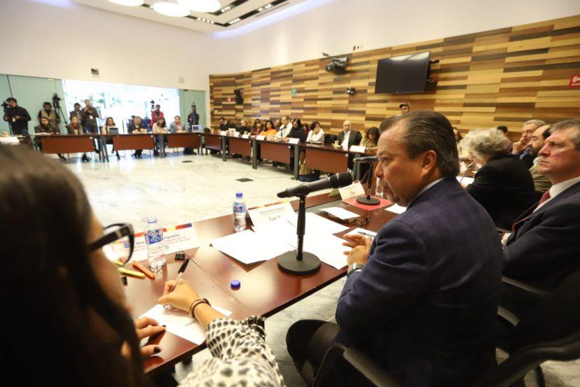 PROPONE CÉSAR CAMACHO POLÍTICA INTEGRAL DE SEGURIDAD Y JUSTICIA