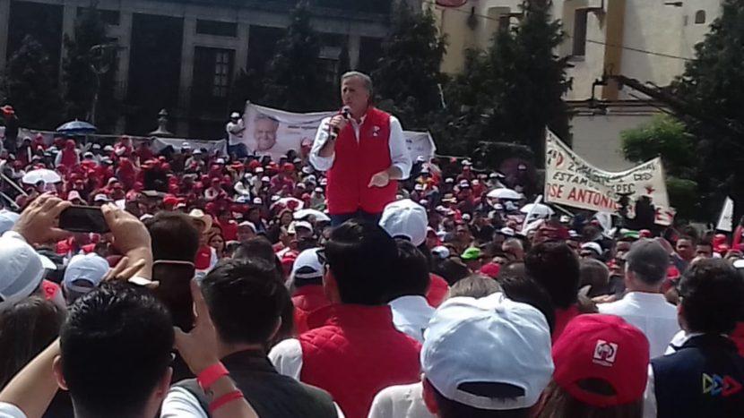 CIERRA MEADE CAMPAÑA EN EDOMEX