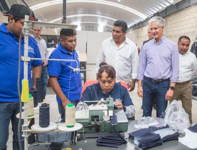 DESTACA GOBERNADOR IMPORTANCIA DE LA UNIÓN ENTRE PRODUCTORES PARA OBTENER MAYOR RECONOCIMIENTO